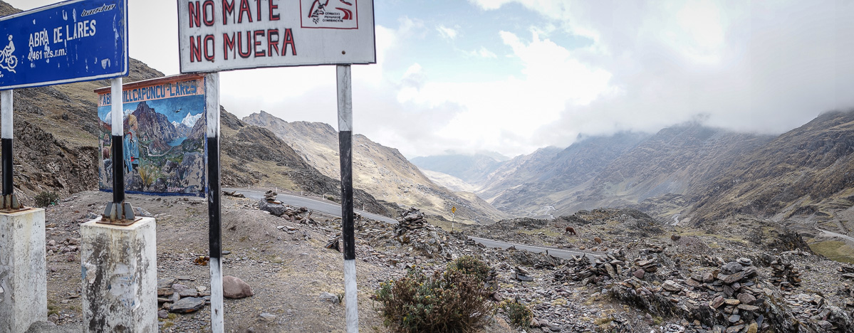lares downhill trail